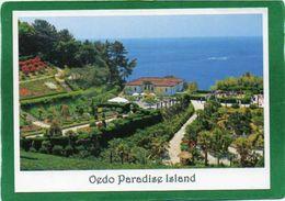 Oedo Is An Island Of Geoje City, Gyeongsangnam-do, South Korea. - Corée Du Nord