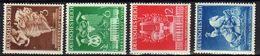 Deutsches Reich, 1941, Mi 768-771 **, Wiener Messe [061014VII] - Alemania