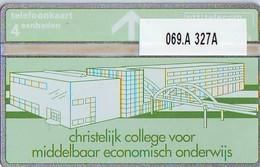 Telefoonkaart * COLLEGE MEO * LANDIS&GYR * NEDERLAND * R-069.A * 327A * Niederlande Prive Private  ONGEBRUIKT MINT - Privé