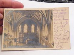 P Carte Postale Allemagne Neustettin Kirche 1915 - Allemagne
