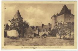 LA CHAPELLE D'ANGILLON  - Le Château De Béthune - Ed. Pornin, N° -- - Altri Comuni