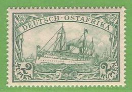 MiNr. 20 Xx  Deutschland Deutsche Kolonie Deutsch-Ostafrika - Colony: German East Africa