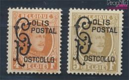 Belgien PP1-PP2 (kompl.Ausg.) Mit Falz 1959 Albert (8688160 - Portomarken