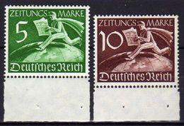 Deutsches Reich, 1939, Mi Z738-Z739 ** [241214L] - Alemania