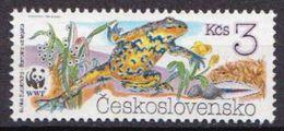 Czechoslovakia MNH Stamp - W.W.F.