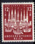 Deutsches Reich, 1943, Mi 862 * [241214L] - Alemania