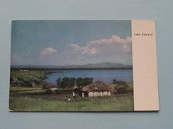Lake EDWARD () Anno 19?? ( Zie/voir Foto Voor Details ) ! - Oeganda