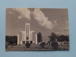 Eglise - Kerk - Church ( Photo J.P.CEUPPENS USUMBURA ) Anno 19?? ( Zie/voir Foto Voor Details ) ! - Congo Belge - Autres