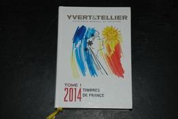 Yvert & Tellier (France) 2014 - Frankrijk