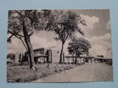 LUISHIA ( Katanga ) Façade Institut Sainte-Marguerite ( Ursulines Wavre-N.D.) Anno 19?? ( Zie/voir Foto Voor Details ) ! - Congo Belge - Autres