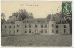 IVOY LE PRE  -  Le Château - Ed. --, N° 8 - Altri Comuni