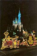 Etats Unis - Floride - Orlando - DisneyWorld - Main Street Electrical Parade - 1989 - Ecrite, Timbrée - 3110 - Orlando