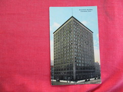 Ohio > Cleveland  Rockefeller Building -ref 2744 - Cleveland