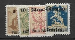 1918 MNH Poland - 1919-1939 Republic