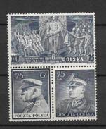 1939 MNH Poland - 1919-1939 Republic