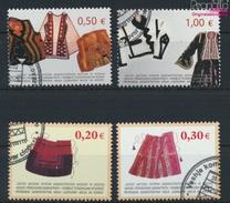 Kosovo (UN-verwaltung) 22-25 (kompl.Ausg.) Gestempelt 2004 Trachten (9077279 - Gebraucht