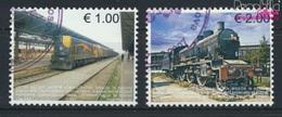 Kosovo (UN-verwaltung) 90-91 (kompl.Ausg.) Gestempelt 2007 Eisenbahnen (9077276 - Gebraucht