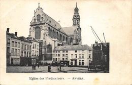 Antwerpen Anvers  Eglise Des Prédicateurs   Sint Paulus  Saint- Paul Kerk     X 3418 - Antwerpen