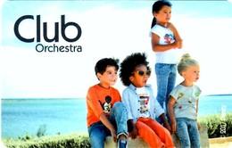 CARTE CADEAU - GIFT CARD - CLUB ORCHESTRA RARE - Gift Cards