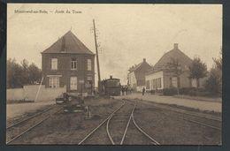 +++ CPA - MONTROEUL AU BOIS - Arrêt Du Tram   // - Frasnes-lez-Anvaing