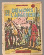Collection Coq-Hardi N°36 De 1949 LES DEMONS DE L'ARPACHERIA De Maurice De Moulins Couverture De ?? Editions S.E.L.P.A. - Altre Riviste