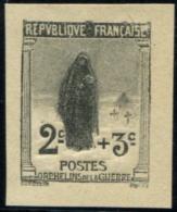 Lot N°3742 France N°148 Essai En Noir Neuf (*) TB - Proofs