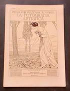 Fotografia Rivista - La Fotografia Artistica - Anno 10 - N° 8 - Agosto 1913 - Libri, Riviste, Fumetti
