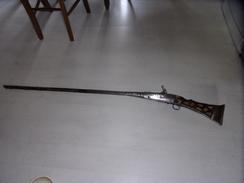 BEAU MOUKHALA NORD MAROC 19TH - Armas De Colección
