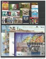 SAN MARINO - 2011 - Annata Completa - 17 Valori + 8 BF - Year Complete ** MNH/VF - Annate Complete