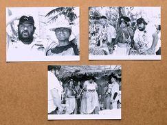 Cinema Lotto 3 Foto Di Scena Del Film Chi Trova Un Amico Trova Un Tesoro - 1981 - Foto