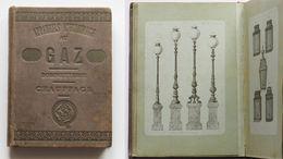 Catalogo Epoca - Appareils D' Eclairage Au GAZ - Chauffage - Ed. 1900 Ca. - Raro - Livres, BD, Revues