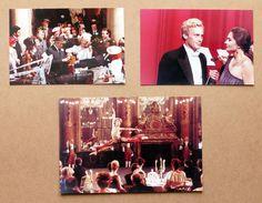 Cinema Lotto 3 Foto Di Scena Film Bolero - Robert Hossein - Nicole Garcia - 1981 - Foto