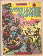 Collection Coq-Hardi N°46 De 1950 Vers La Mine Inconnue D'Yves Demèze Editions S.E.L.P.A. - Altre Riviste