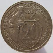 Russia 20 Kopeks 1931 - Russia