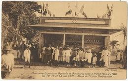 Pointe à Pitre Concours Exposition Agricole Mai 1923 Stand Darboussier Usine Sucre Sugar Factory Rhum Rum - Pointe A Pitre