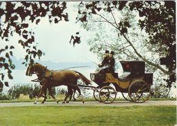 Sweden - Old Postal Coach   # 07330 - Postal Services