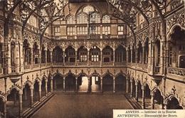Antwerpen Anvers Intérieure De La Bourse Binnenzicht In De Beurs Handelsbeurs    X 3436 - Antwerpen
