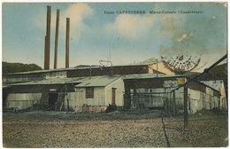 Usine Capesterre Marie Galante Usine à Sucre Sugar Factory  Voyagé Grand Bourg - Guadeloupe