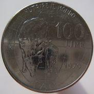 Italy 100 Lire 1979 FAO - Commemorative
