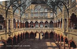 Antwerpen Anvers Intérieure De La Bourse Binnenzicht In De Beurs Handelsbeurs    X 3437 - Antwerpen