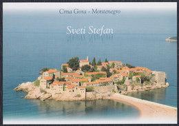 Montenegro 2005 Sveti Stefan, Postal Stationery - Montenegro