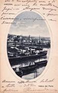ANCONA - VEDUTA DEL PORTO  - E - F/P - V: 1922 - Ancona