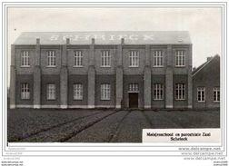 SCHRIEK - Meisjesschool En Parochale Zaal - Photo-carte - Heist-op-den-Berg