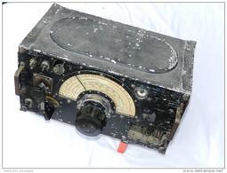RARE POSTE RADIO RAF R1155 - ROYAL AIR FORCE - LANCASTER  - 39-45 ---  à Voir !! - Radios