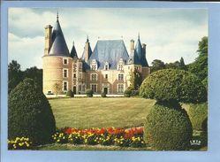 Bracieux (41) Château D'Herbault-en-Sologne 2 Scans - France
