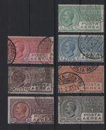 1926-28 Vittorio Emanuele III Serie Cpl US - 1900-44 Vittorio Emanuele III