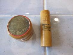 1 Boite Poudre Brillerose Pour Les Ongles + Crayon - Beauty Products
