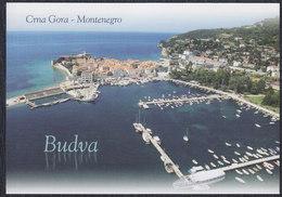 Montenegro 2005 Budva, Postal Stationery - Montenegro