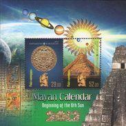 Kyrgyzstan 2012. The Mayan Calendar. MNH - Kirghizistan