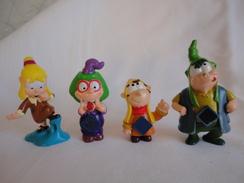 I Magicanti - 3D - Kinder Ferrero Merende - 2002 - Kinder & Diddl